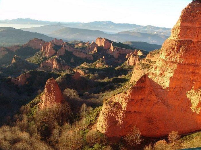 Ruta, Las Medulas, Ponferrada y Astorga