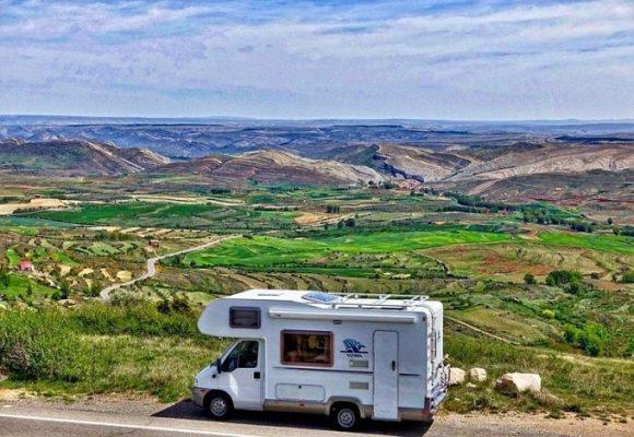 rutas en autocaravanas por Cadiz
