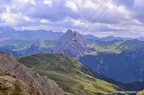 Ruta Dolomitas