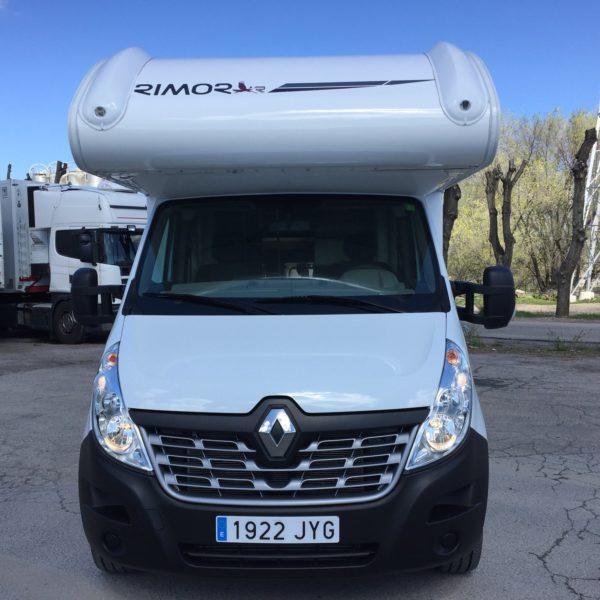 rent motorhome in Spain