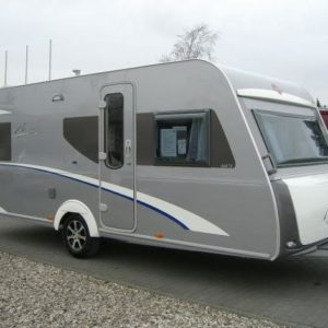 Caravana Burstner 465 TS FIFTY