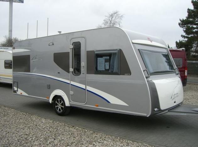 Caravana Burstner 465 TS FIFTY