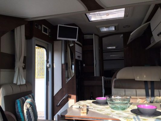 alquiler de caravanas en Madrid