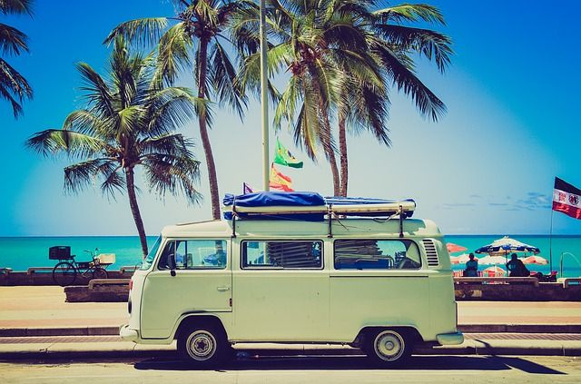 Camper, autocaravana o caravana