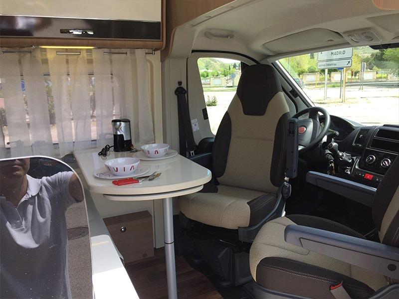 ¿Camper o caravana?