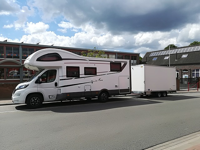 empresa de motorhomes for sale in Spain
