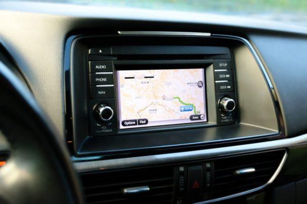 Alquiler de autocaravanas con GPS