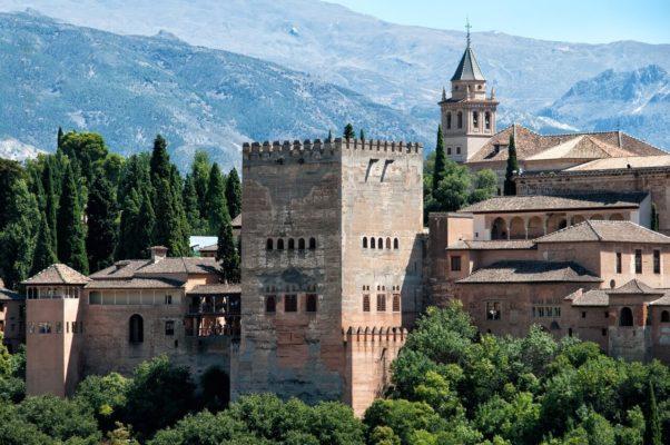 interesantes rutas en caravana por Andalucía