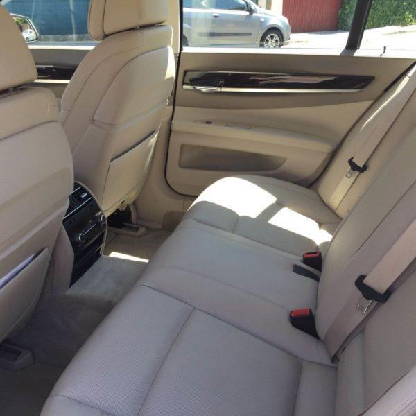 Alquiler BMW 730D