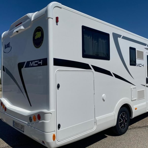 Autocaravana MC LOUIS MC4 373