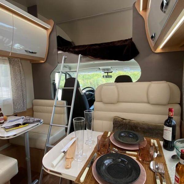 Autocaravana MC LOUIS GLMAYS 322