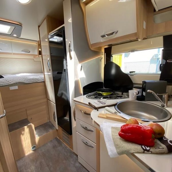 autocaravana mc Louis mc4 360