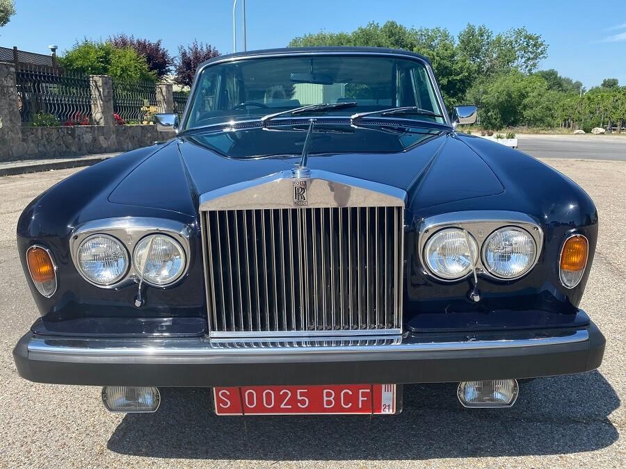 Rolls Royce silver wraith II 1978